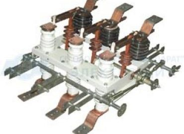 Разъединители переменного тока внутренней установки типа РВФ (з) -10
