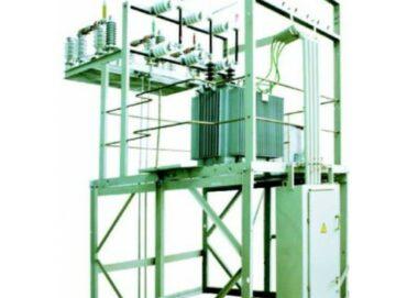 Комплектная трансформаторная подстанция универсальная КТПУ 350,4 kV