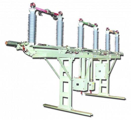 Разъединитель наружной установки 110 кВ