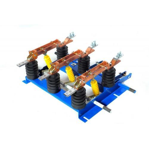 Разъединители переменного тока внутренней установки типа